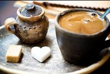 Kaffee zu geniessen