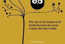 I ❤️ - Owls