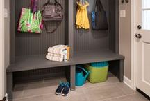 Mud Rooms by Case Remodeling of Charlotte