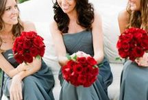 wedding- Bridesmaids & Maid of Honor / Ideas for my girls :)  / by Malena Martin