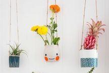 Reciclaje y DIY / Proyectos e ideas relacionados con el reciclaje y las manualidades en el huerto o el jardín.