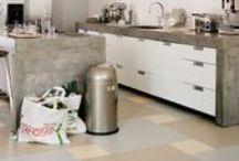 Marmoleum click Forbo flooring