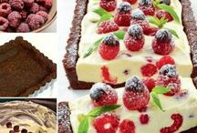 Sweets: Cheesecakes/Mousse
