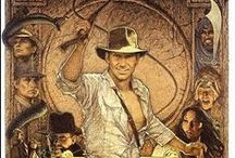 Indiana Jones! / My favourite Action/adventure hero on film.