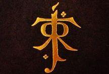 Tolkien. Lotr/Hobbit/Silmarillion