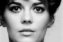 Women's face study