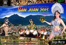Eventos de Junio de 2015 / Actividades y eventos sobre turismo o relacionados en todo el Perú