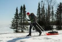 Sleeping Giant Provincial Park / In search of an amazing #view, Team Outpost heads to Sleeping Giant #Provincial #Park. Deep in the #wilderness of Northern #Ontario is a remote paradise for cross-country #skiing, #hiking and capturing the perfect view.