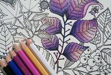 Art: Colouring Inspo