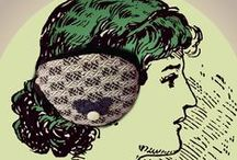 Head / Accessori per capelli e non solo, ma si portano in testa! ;)