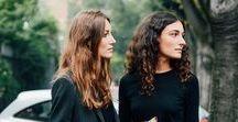 Muses: Tordini sisters / Giulia and Georgia Tordini