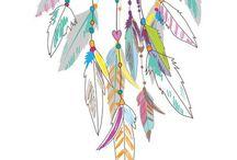Art: Feathers