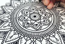 Art: Mandala Inspiration