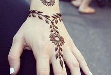 Art: Henna