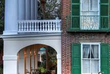 Architecture / Being real estate agents in historic Charleston, South Carolina, we have a great appreciation for architecture. From our Charleston shotgun style houses to Victorian to Gothic, we enjoy the creativity and aesthetics of architecture worldwide!