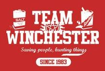 All things Supernatural  / I loves me some SPN.  / by Chris Cagle