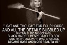HP  / Harry Potter quotes, pictures, facts...