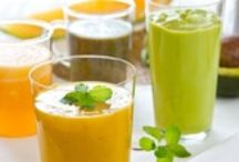Smoothies, Shakes and Drinks / Delicious recipes for smoothies, shakes and drinks