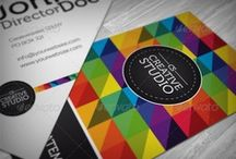 Business Cards / by Itta Recinos