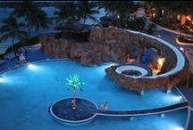 Pools beautiful pools by debbie foote for 50000 pool design