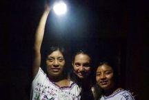 Lighting Up The World