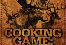 WILD GAME...NOT juz fer uz da CAJUNS!!! / Wild Game Recipes!! / by Susanlynne Rhiamon Bonner