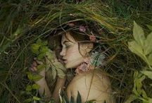 Fairy Art and inspirations / I do believe in Fairies <3