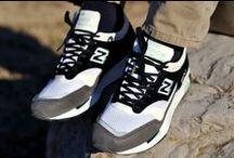 New Balance / Parce que c'est la chaussure qui explique le sens de la vie