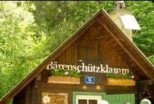 Bärenschützklamm, Austria