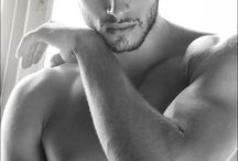 Handsome Men / It's a mouth dropping board! / by Laura Farias