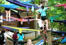 scouts: hammocks and tarps, tyvek