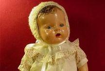 Vintage dolls. / dolls. / by Maite Rubio Hortells