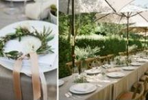 Allied Arts Guild / Wedding & event inspiration at Allied Arts Guild