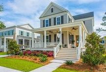 New Construction Homes in Charleston / Learn about the best home builders in Charleston, plus view photos of recently built homes to get inspiration for your own home!