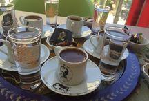 """Kahve Bahane(coffee love) / """"Bir acı kahvenin kırk yıl hatırı varmış."""""""