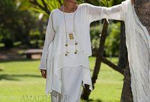 AMALTHEE CREATIONS. Ropa étnica. LAGENLOOK, estilo a capas. / Jewelry and designer clothes contemporary ethnic designs and creations.AMALTHEE CREATIONS. Ropa étnica. Lagenlook, estilo a capas.