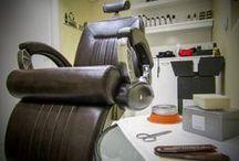 Barber Shop / Messieurs offrez vous un véritable moment de détente dans votre Espace Barber avec professional #barber #hairdresser Virginie #barbershop #ericzemmourmonacoII tel. +37793303431