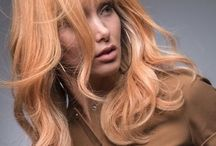 S/S 2018 Eric Zemmour / Peach Hair Don't Care