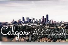 Alberta Canada, my Home / Proud to call Alberta Canada my home. (born in Ontario) / by Jayne Logan