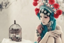 Oriental Design + Inspiration / Pearls and Jewels, Images and endless magic from the Orient - Oriental inspiration! / by Jayne Logan