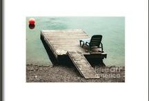 Dockside ♫ watchin' the tide roll away ♫♫ / by Jayne Logan