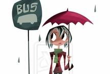 Umbrella Whimsy & Romance / by Jayne Logan
