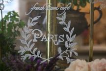 Under Paris Skies / by Betsy Spencer