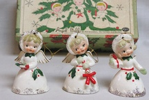 A Christmas to Remember / There was nothing like the Christmases of the past. I am so glad I got to experience the fifties, even though I was a small child. They were so magical that I remember many details. Those memories are so special.  / by Betsy Spencer