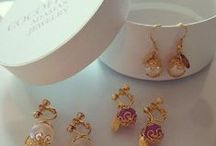 cocofraise adamas costume jewely / my handmade vintage costume jewelry