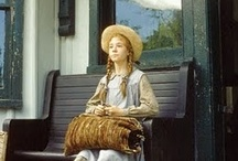Charms of the Past / Certain movies can pique our interest in other time periods and Anne of Green Gables is certainly one that did that for me. The board is a compilation of scenes from the series as well as a mixed potpourri of items that conjure up the period. / by Betsy Spencer