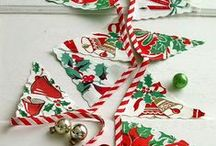 Christmas Fabric Creations / by Betsy Spencer