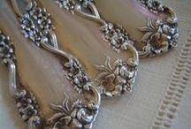 Vintage Silver / by Betsy Spencer