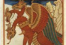 Medieval / Dragononica, Unicornicopia, etc. / by Dragon Tiger Phoenix