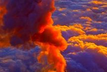 Skies on Fire / by Dragon Tiger Phoenix